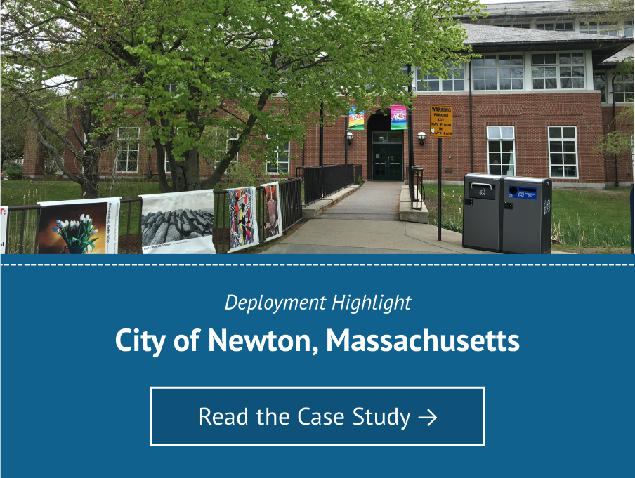 Deployment Highlight for City of Newton - Read the Case Study