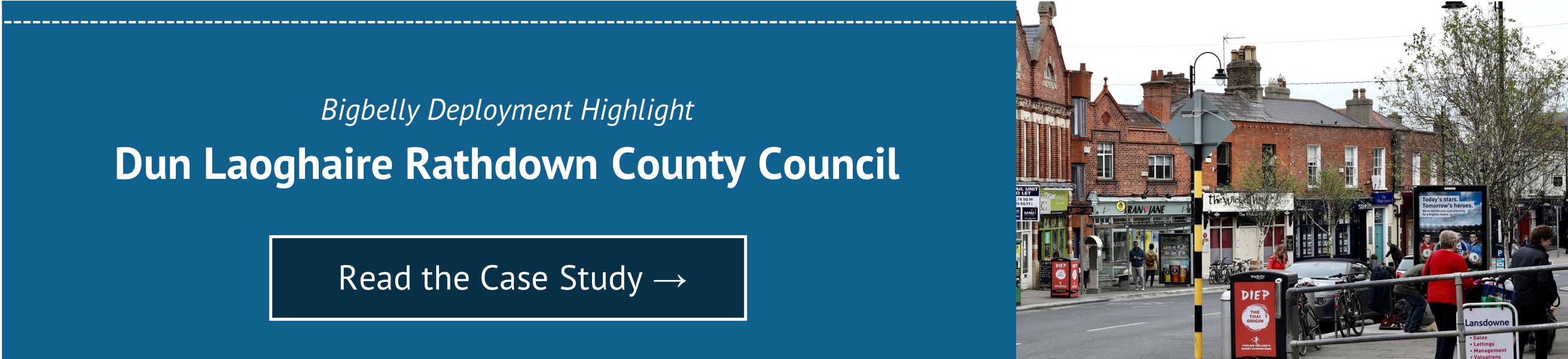 Deployment Highlight for Dun Laoghaire Rathdown County Council - Read the Case Study